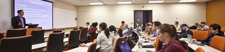 coursework law school