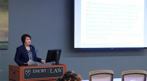 Presentations | Emory University School of Law | Atlanta, GA