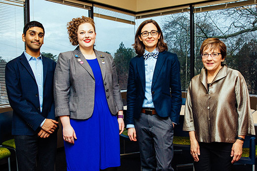 Emory LGBTQ Legal Services Leadership