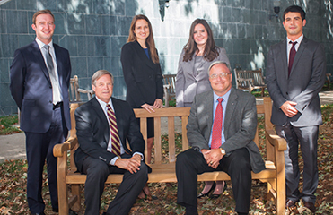 Emory Law Volunteer Clinic for Veterans leadership