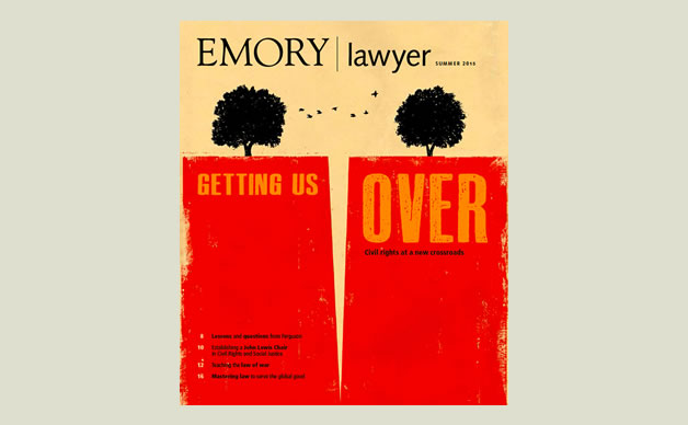 Latest issue of Emory Lawyer available online