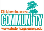 Emory Community for Student Organizations